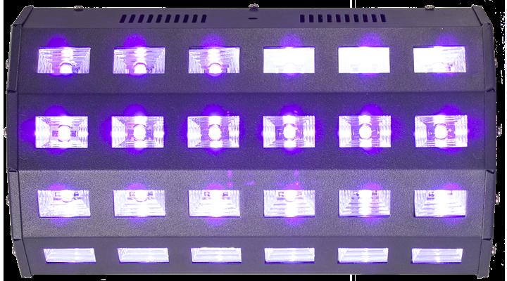 Ibiza Light LED-UV24