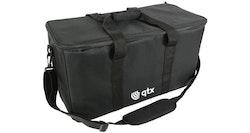 QTX Softcase för 4 st LED kannor