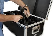 Briteq Case för 4 x BT-W36L3  mfl