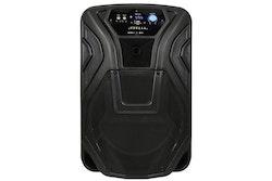 QK15PA - Portabelt PA med Blåtand och trådlösa mikrofoner!, Busker