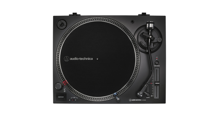 Audio Technica Skivspelare direct-drive