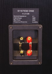 System One H212B