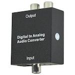 AV:LINK Digital till analog konverter