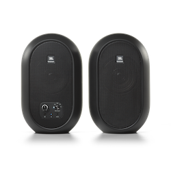JBL 104 Studio Monitors Bluetooth, Svart