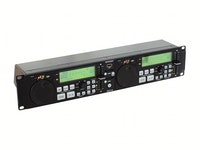 Omnitronic SDP-3 SD/USB - Dubbel Mediaspelare