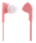 STREETZ in-ear headset HL-354