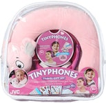 Tinyphones travel set - Rosa