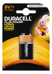 Duracell Plus Power 9V-batteri, 1 st