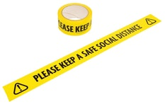 Please Keep a Safe Social Dist