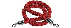 Twisted Security Rope with Hoo