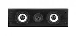 System One HCS-26CB centerhögtalare, svart