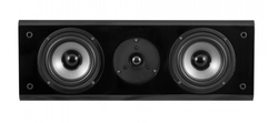System One SC-155B centerhögtalare, svart