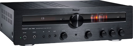 Magnat MR780 stereoreceiver med rör