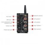 SMSL Audio AD18, förstärkare med DAC