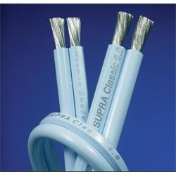 Supra Cables Classic 2x4.0mm²