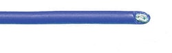 Tasker Mikrofonkabel 2 x 0.25 mm² Blå