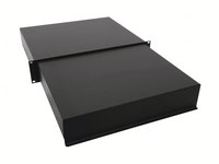 Rackskrivbord Large 2HE, För det mobila kontoret!