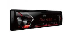 GAS GMA152BTR bilstereo med Bluetooth