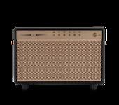 Dynavoice Classic CL-14A i svart, Bluetooth-högtalare