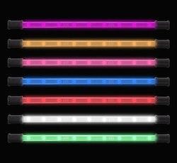 """Lightz 4x9"""" LED-interiörbelysning, blå färg"""