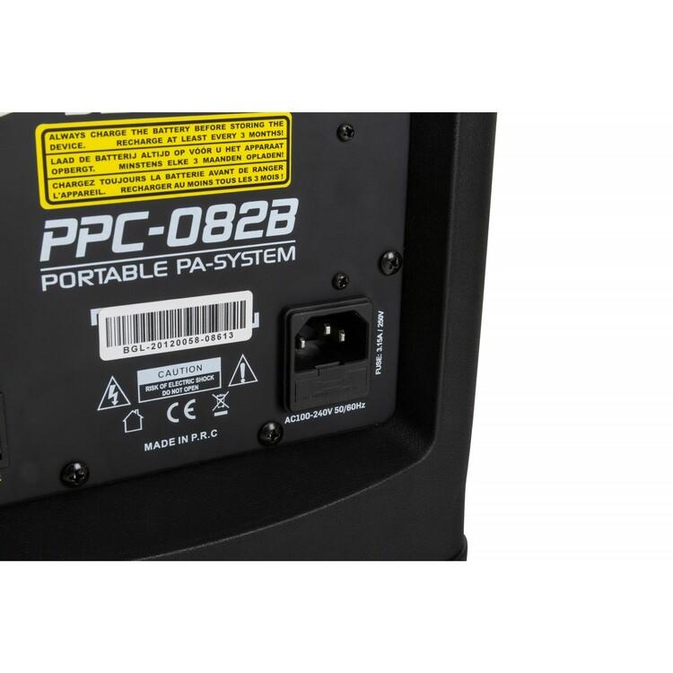 JB System JB PPC-082B