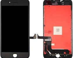 Svart iPhone 7 LCD Skärm i hög kvalitet