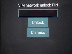 Huawei upplåsning kod