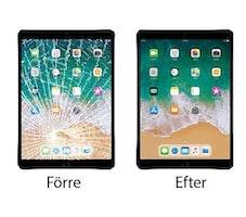 iPad Air Glasbyte