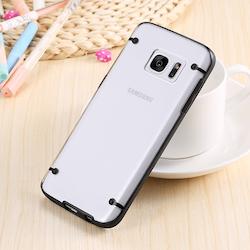 Samsung Galaxy S7 Edge Skal Svart