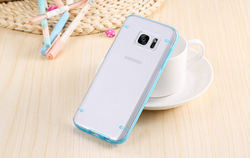 Samsung Galaxy S7 Edge Skal Blå