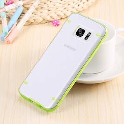 Samsung Galaxy S6 Skal Grön