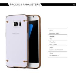 Samsung Galaxy S6 Skal Guld