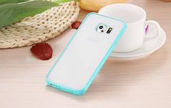 Samsung Galaxy S6  Skal Blå