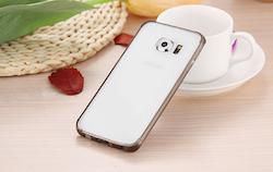 Samsung Galaxy S6 Skal Brun