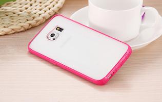 Samsung Galaxy S6 Edge Skal Röd