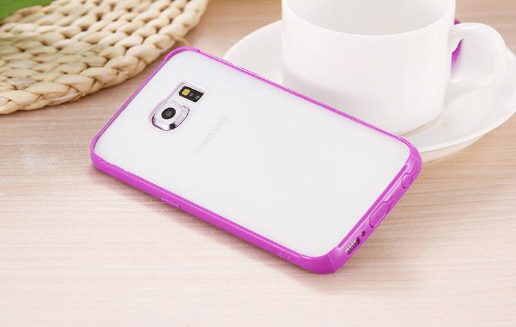 Samsung Galaxy S6 Skal Lilla
