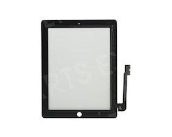 Kopia iPad 4 Touch Screen-Svart