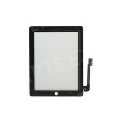 iPad 4 Touch Screen-Svart