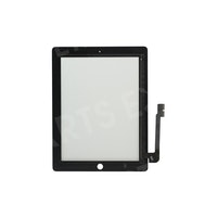 iPad 4 Touch Screen-Svart