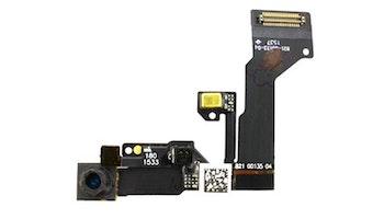 iPhone 6S Plus fram kamera