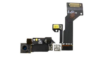 iPhone 6S fram kamera
