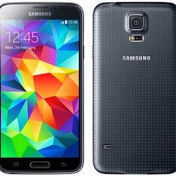 Begagnad Samsung Galaxy S5 Svart Grade C
