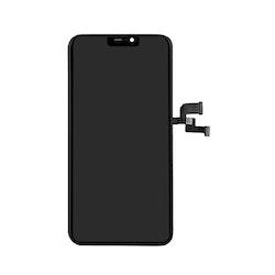 iPhone X Skärm LCD Display - Hard Oled