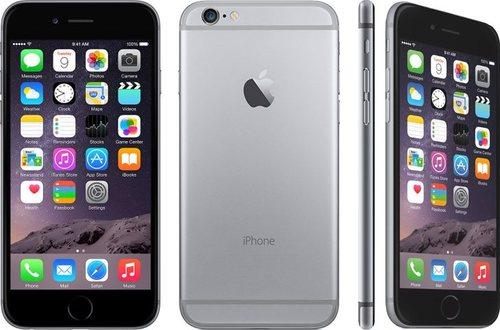 Begagnad iPhone 6 Svart