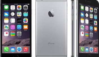 Begagnad iPhone 6 Svart, 32GB Olåst