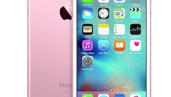 Begagnad iPhone 6S 128GB Rosa Guld