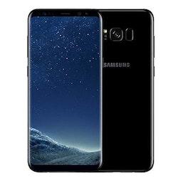 Begagnad Samsung Galaxy S8 Plus G955F Svart Grade A+