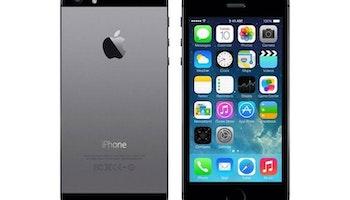 Begagnad iPhone 5S Svart, 16GB Olåst