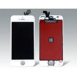iPhone 5 skärm