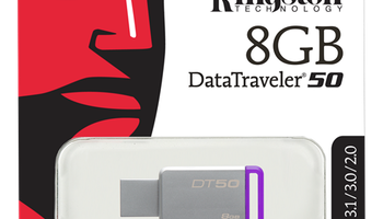 Kingston DataTraveler 50, USB 3.1
